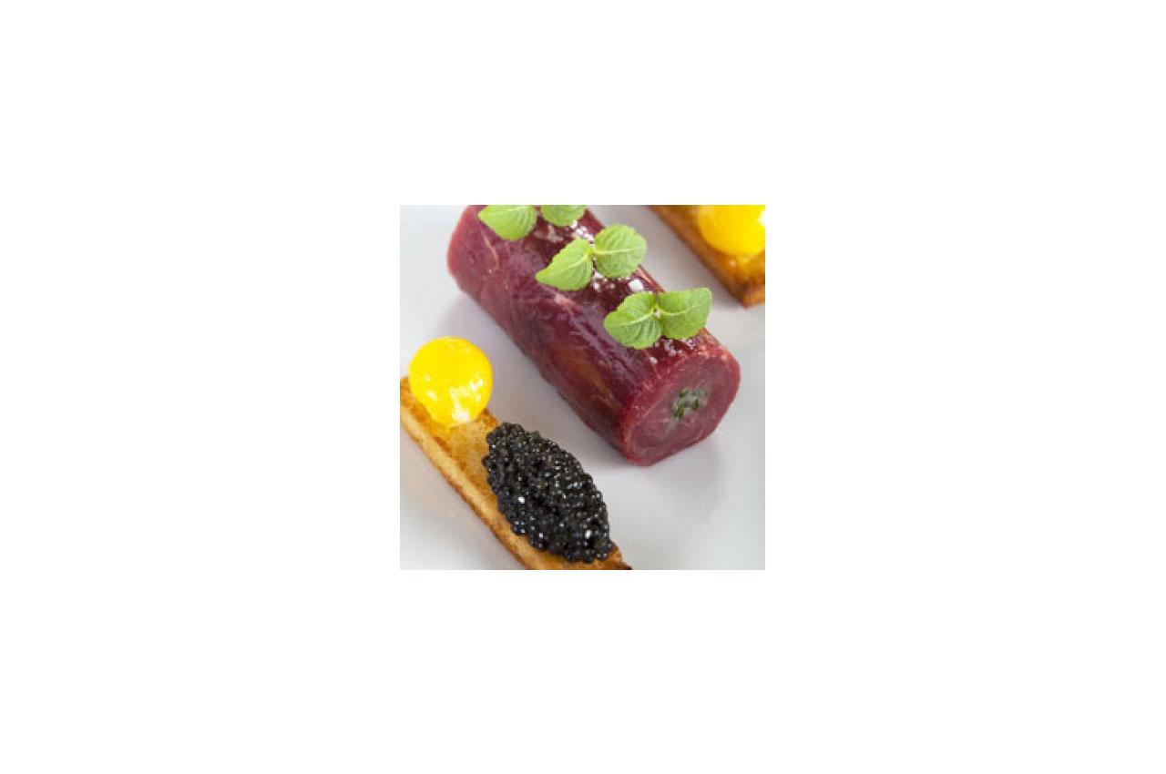 Bœuf et Caviar