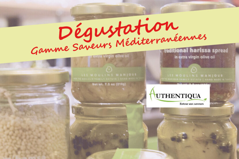 Degustation Authentiqua