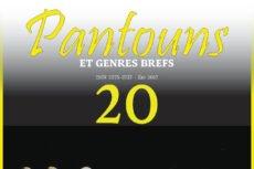 Couverture Pantouns N°20