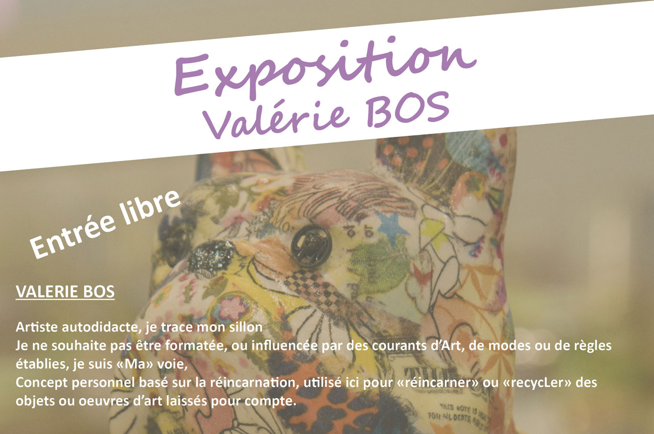 Exposition Valerie Bos