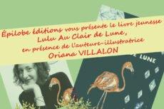Couverture Lulu au Clair de Lune