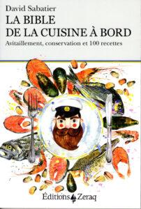 """Couverture du livre """"La Bible de la Cuisine à Bord"""""""